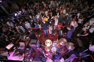 Party band monaco