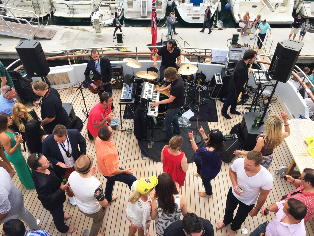 French Riviera Yacht band