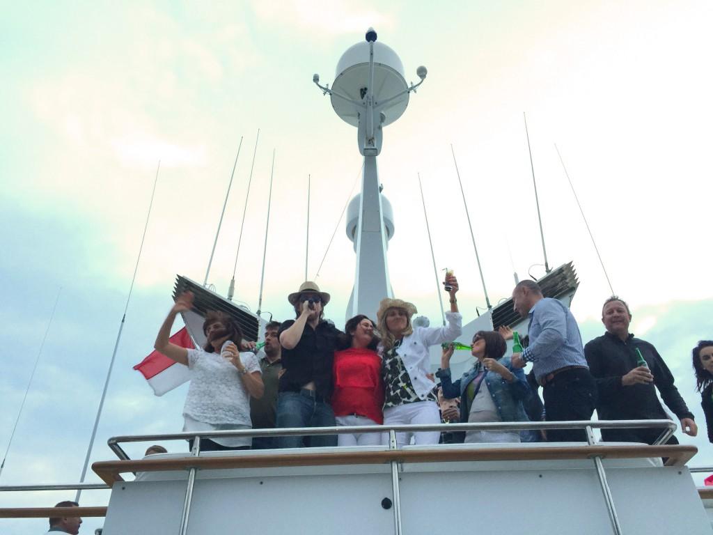 French Riviera Yacht band