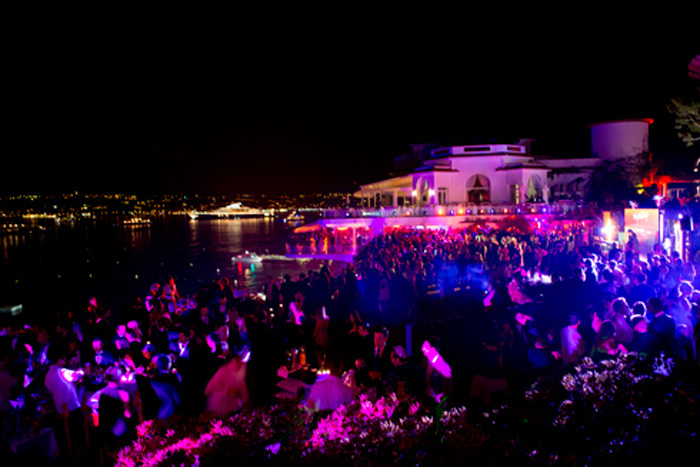 Party Band Cannes