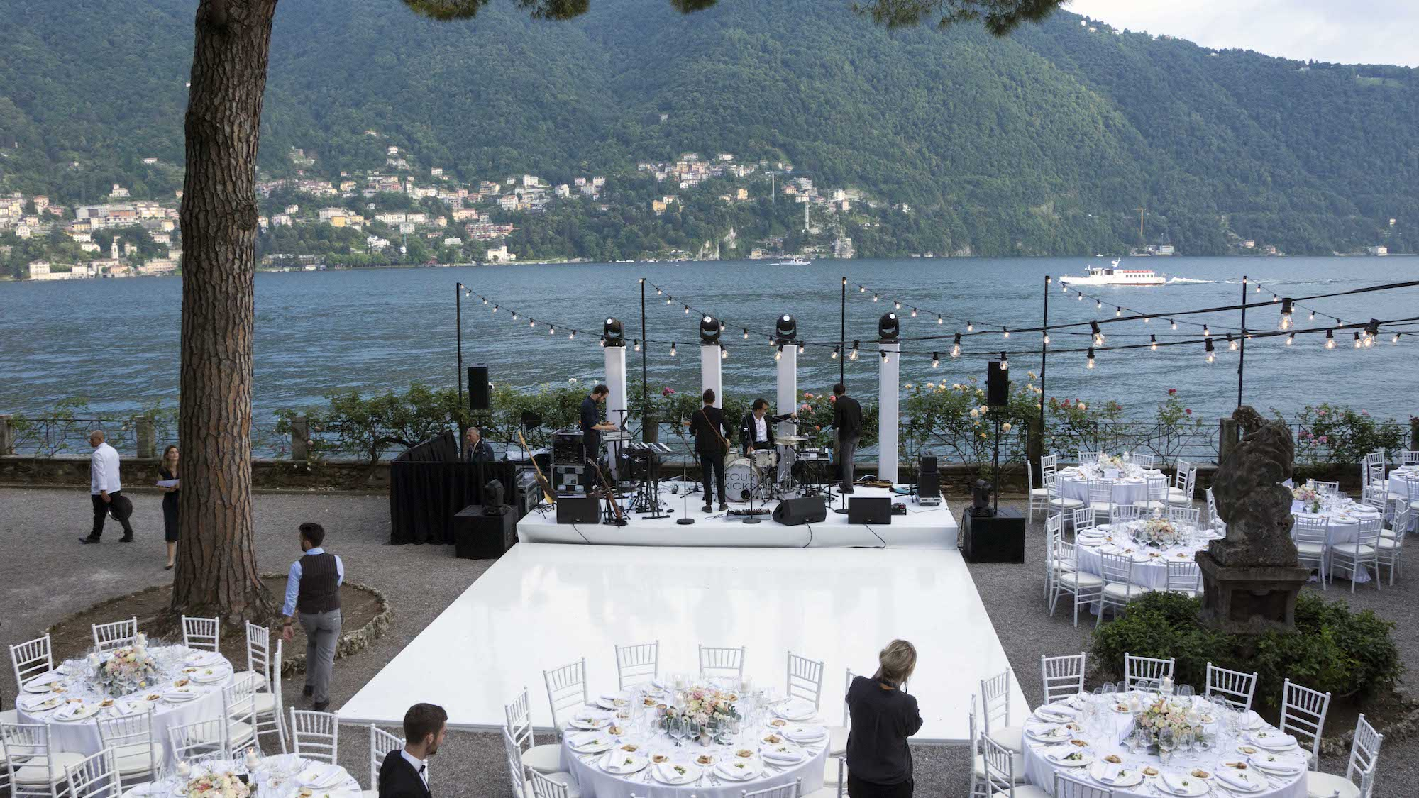 Wedding band Italy