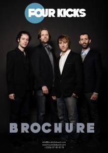 Four kicks brochure image