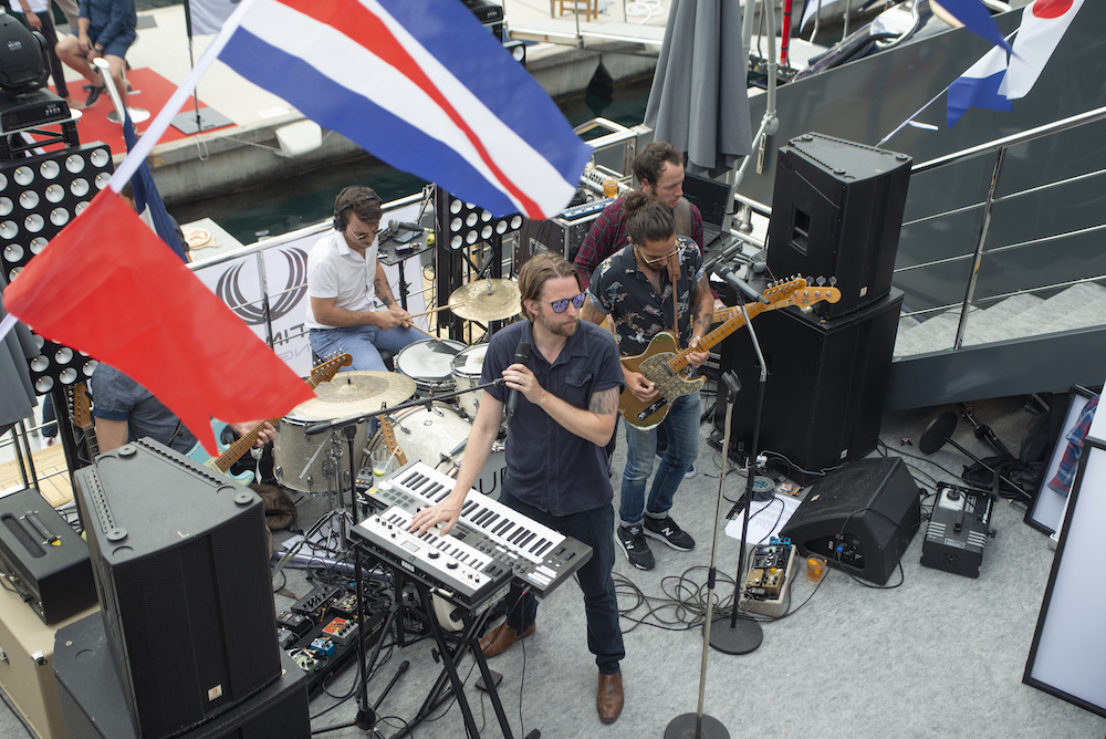 Corporate events band France