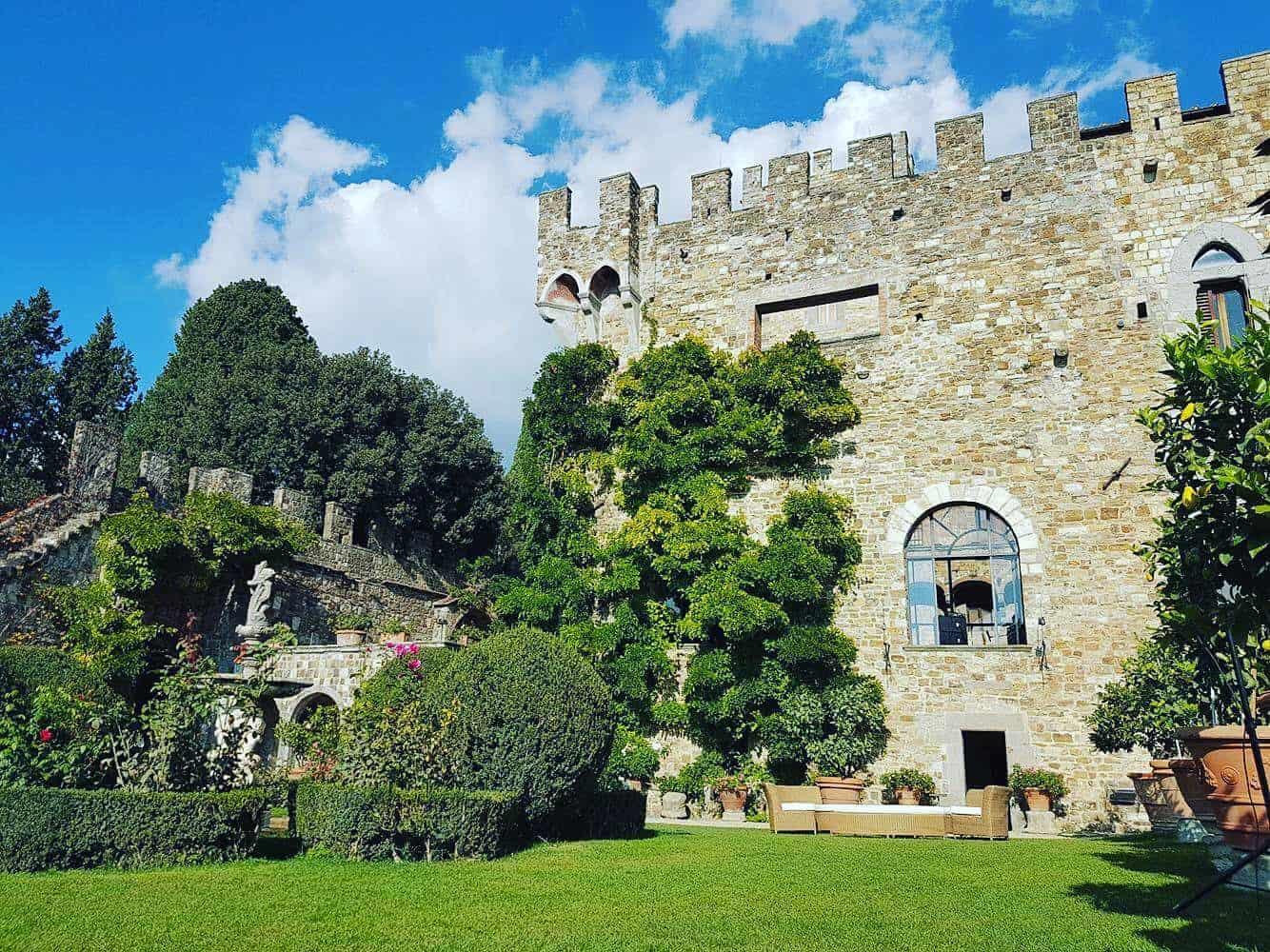 Wedding Band Tuscany