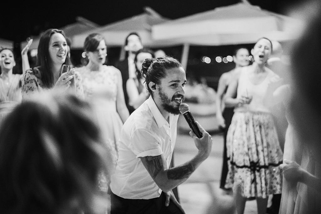 Four Kicks – The best band for weddings and private events in France