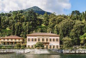 Villa Pizzo Lake Como