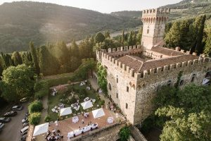 Wedding venue in Italy